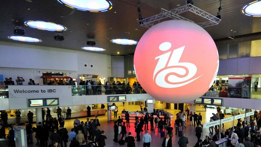 Amsterdam IBC 2018 fuarına tüm dünyadan geniş katılım