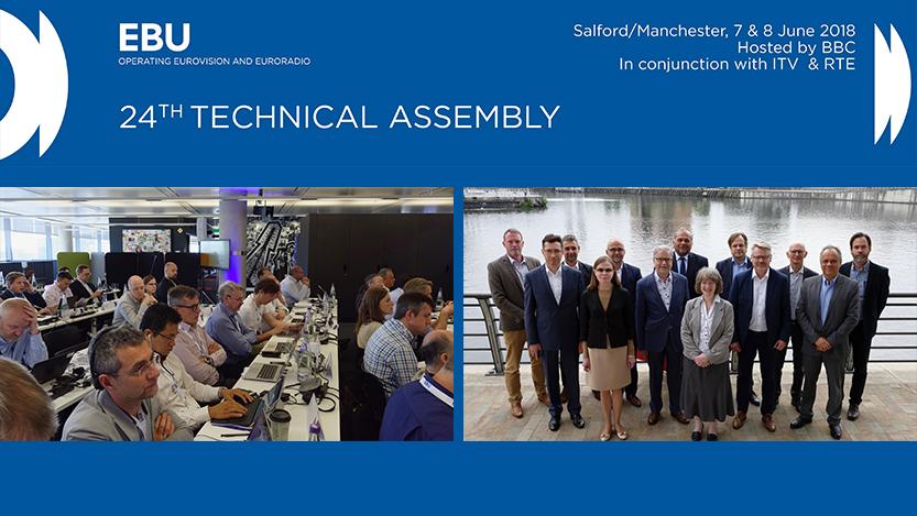 EBU Technology & Innovation - Sustainable Technology in